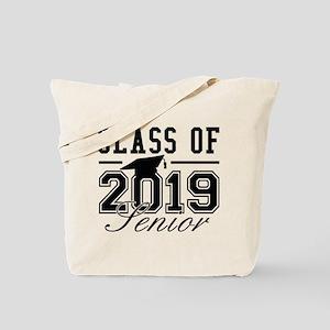 Class Of 2019 Senior Tote Bag