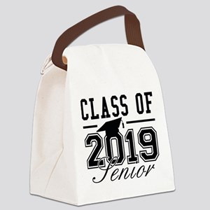 Class Of 2019 Senior Canvas Lunch Bag