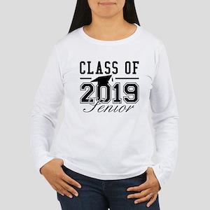 Class Of 2019 Senior Women's Long Sleeve T-Shirt