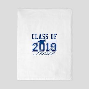 Class Of 2019 Senior Twin Duvet