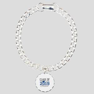 Class Of 2019 Senior Charm Bracelet, One Charm