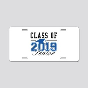Class Of 2019 Senior Aluminum License Plate