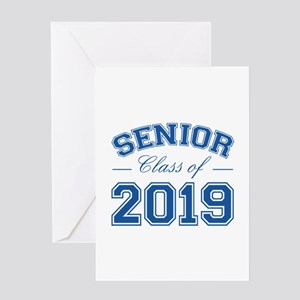 Class Of 2019 Senior Greeting Card