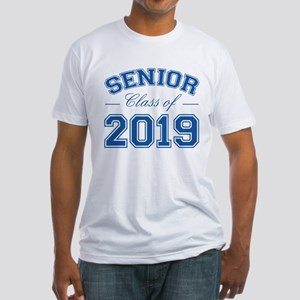 Class Of 2019 Senior Fitted T-Shirt