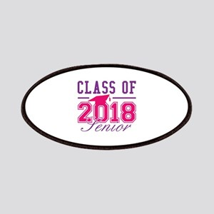 Class Of 2018 Senior Patches