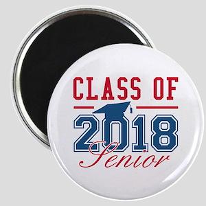 Class Of 2018 Senior Magnet