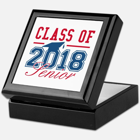 Class Of 2018 Senior Keepsake Box