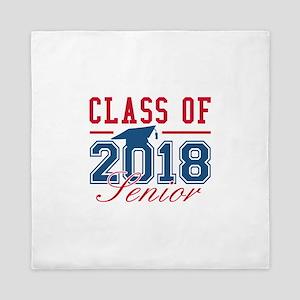 Class Of 2018 Senior Queen Duvet