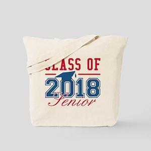 Class Of 2018 Senior Tote Bag