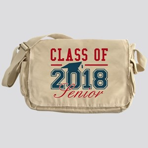 Class Of 2018 Senior Messenger Bag