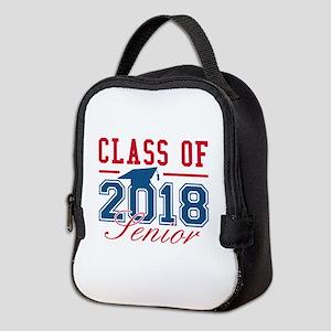 Class Of 2018 Senior Neoprene Lunch Bag
