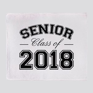 Class Of 2018 Senior Stadium Blanket
