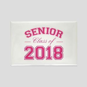 Class Of 2018 Senior Rectangle Magnet