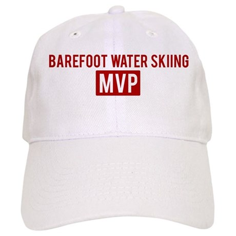 Barefoot Water Skiing MVP Cap
