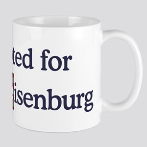 I Voted Heisenberg Mug