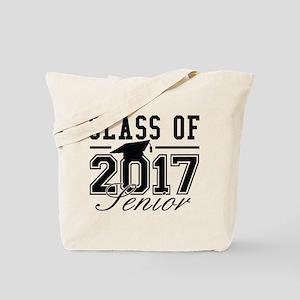 Class Of 2017 Senior Tote Bag