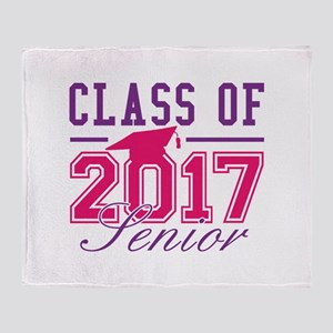 Class Of 2017 Senior Stadium Blanket