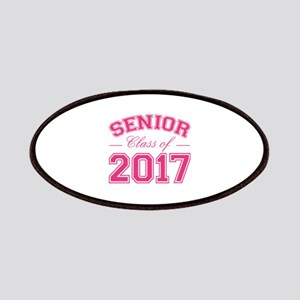 Class Of 2017 Senior Patches