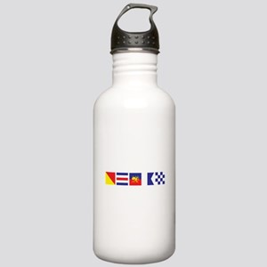 Say it for the Oceans Stainless Water Bottle 1.0L