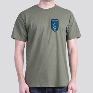 8th Infantry Division<BR> Dark T-Shirt 9