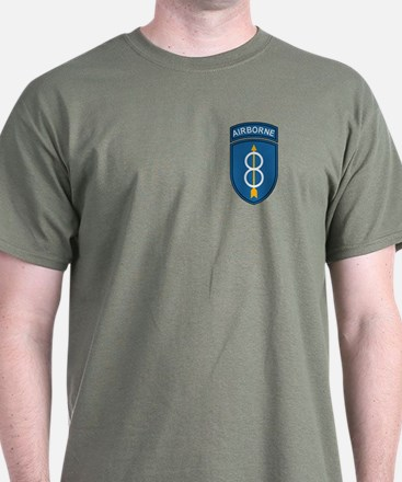 8th Infantry Division<BR> T-Shirt 9