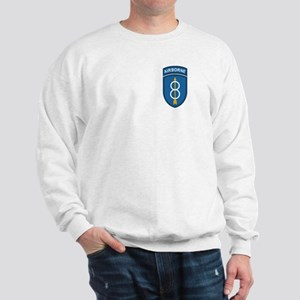 8th Infantry Division Sweatshirt 5