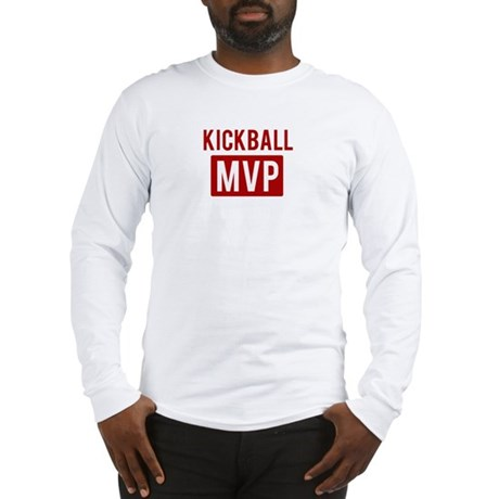 Kickball MVP Long Sleeve T-Shirt