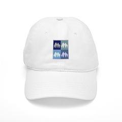 Family (blue boxes) Baseball Cap
