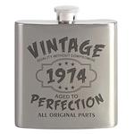 Vintage 1972 Flask