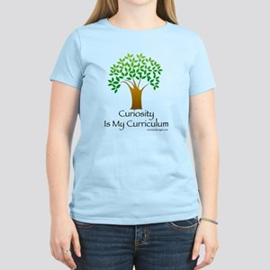 Curiosity Is My Curriculum T-Shirt