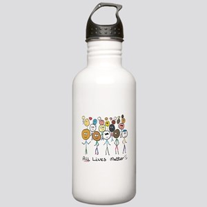All Lives Matter 2 Stainless Water Bottle 1.0L