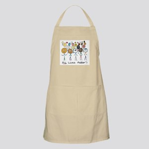 All Lives Matter 2 Apron