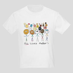 All Lives Matter 2 T-Shirt