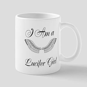 Lucifer Girl Mugs