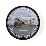 John D. Leitch Wall Clock