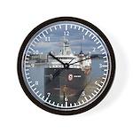 Algoma Transfer Wall Clock