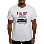 69 Mustang Light T-Shirt