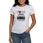 69 Mustang Women's T-Shirt