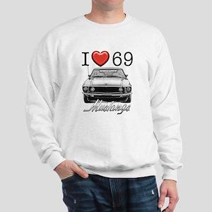 69 Mustang Sweatshirt
