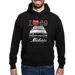 69 Mustang Hoodie (dark)