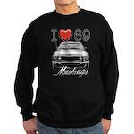 69 Mustang Sweatshirt (dark)