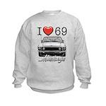 69 Mustang Kids Sweatshirt