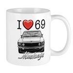 69 Mustang Mug