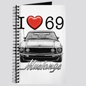 69 Mustang Journal