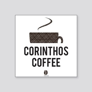 Corinthos Coffee Sticker