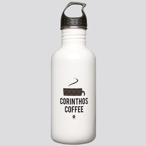 Corinthos Coffee Water Bottle