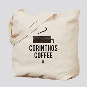 Corinthos Coffee Tote Bag