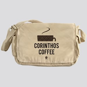 Corinthos Coffee Messenger Bag