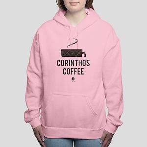 Corinthos Coffee Women's Hooded Sweatshirt