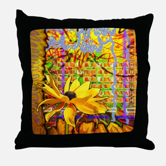 Unique Gallery Throw Pillow